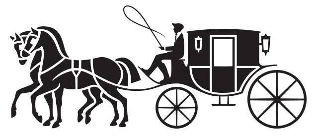 コーチ 馬と馬車のロゴ