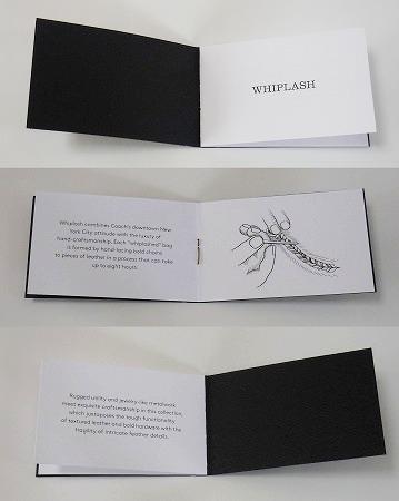 コーチ ウィップラッシュ カード イラストあり